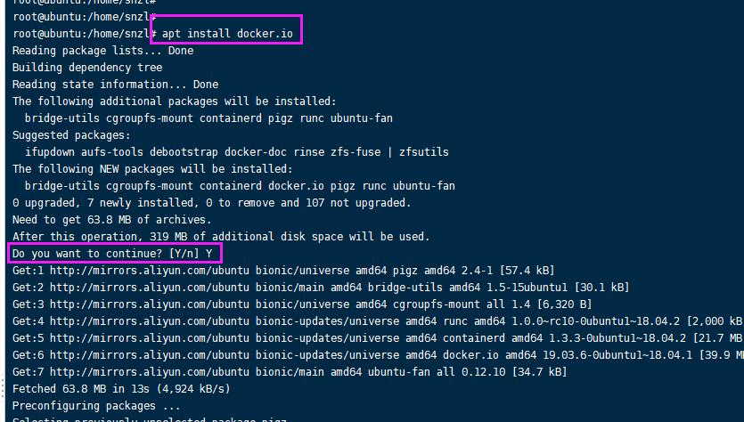 【Docker】2. 安装Docker